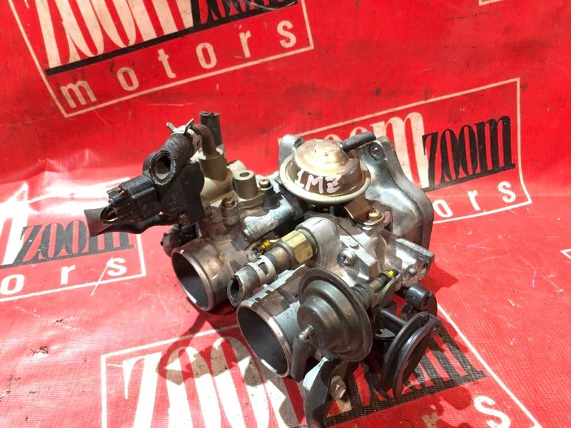 Заслонка дроссельная Toyota Alphard MNH10 1MZ-FE 2002