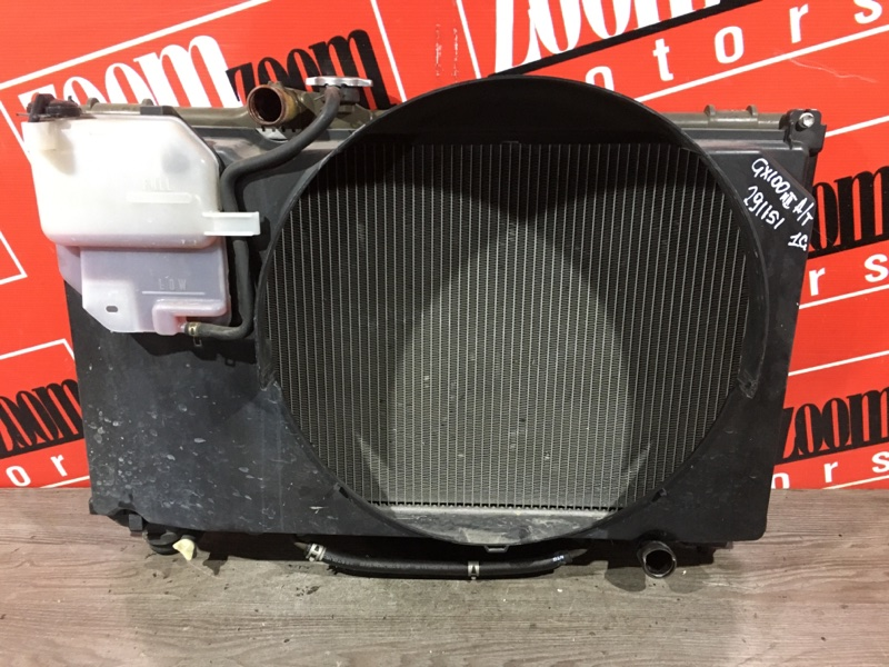 Радиатор двигателя Toyota Mark Ii GX100 1G-FE 1996