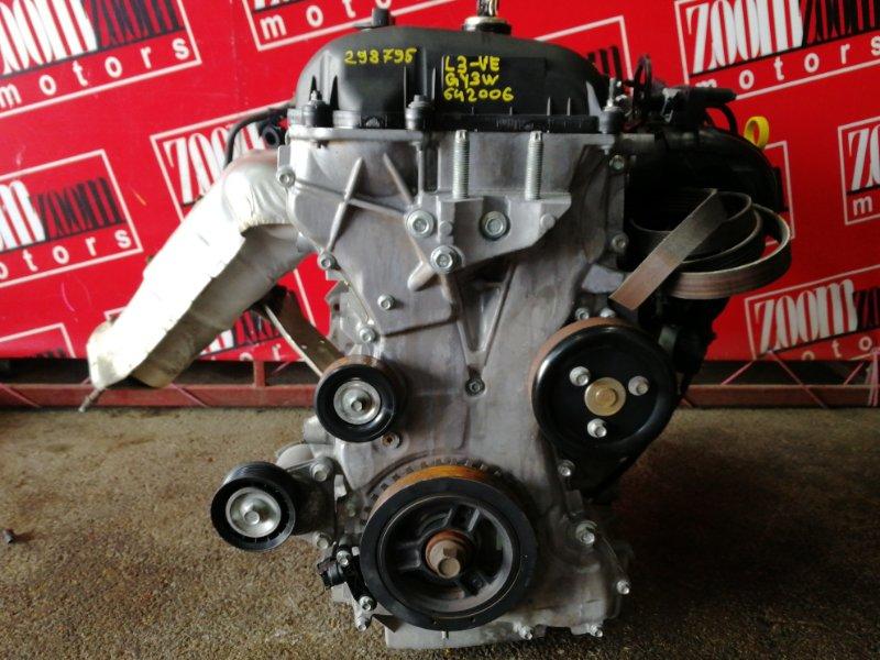 Двигатель Mazda Atenza GY3W L3-VE 2002