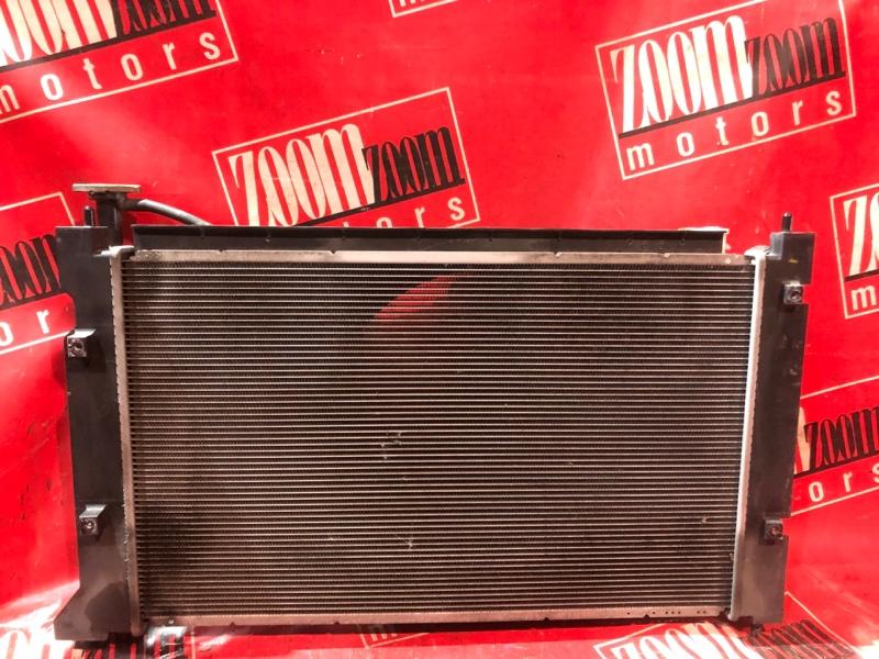 Радиатор двигателя Mitsubishi Colt Z21W 4A90 2002