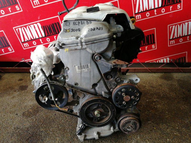 Двигатель Toyota Bb NCP31 1NZ-FE 2000
