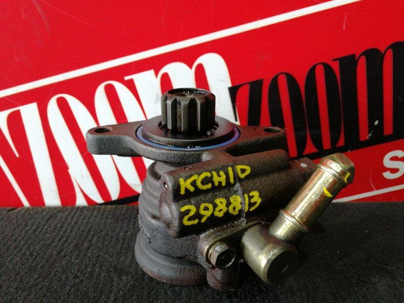 Насос гидроусилителя Toyota Grand Hiace KCH10W 1KZ-TE 1999