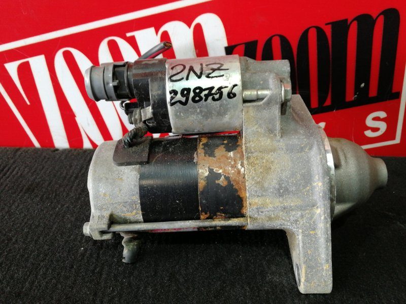 Стартер Toyota Ist NCP60 2NZ-FE 2002