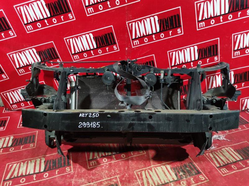 Рамка радиатора Toyota Avensis AZT250 1AZ-FSE 2006 передняя черный