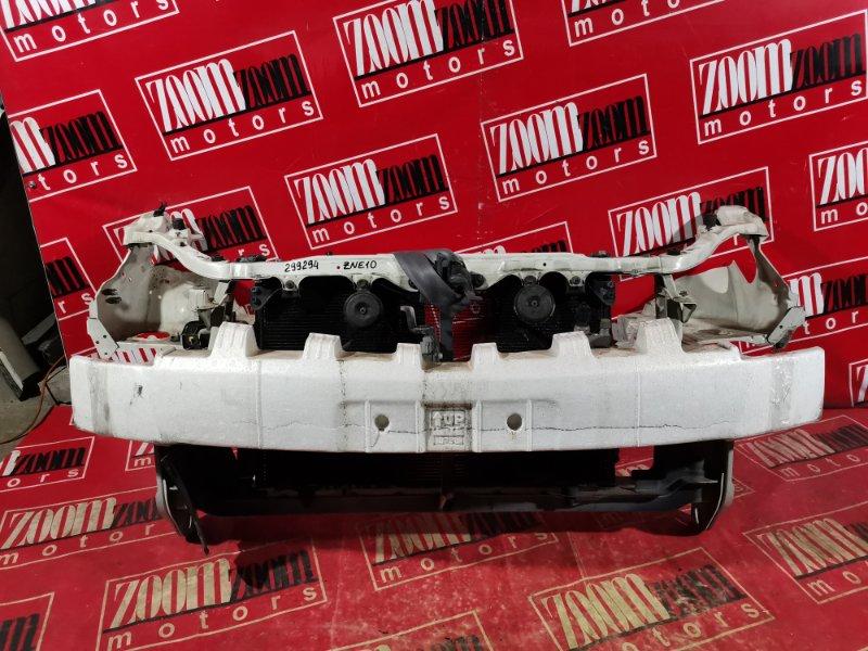Рамка радиатора Toyota Wish ZNE10 1ZZ-FE 2003 передняя белый