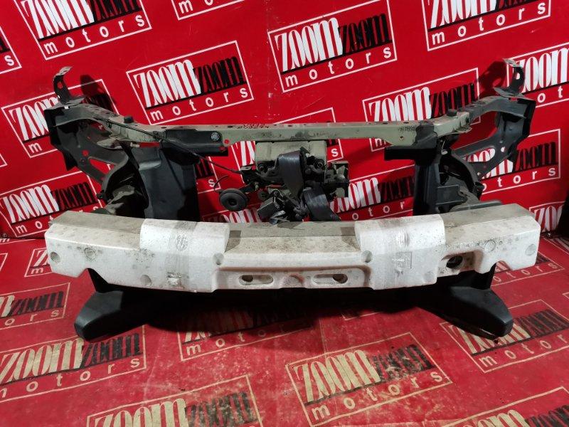 Рамка радиатора Nissan Wingroad VY12 MR18DE 2005 передняя серый