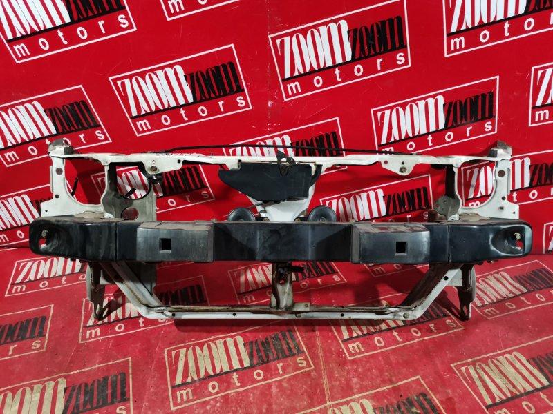 Рамка радиатора Honda Accord CF6 F23A 2000 передняя белый