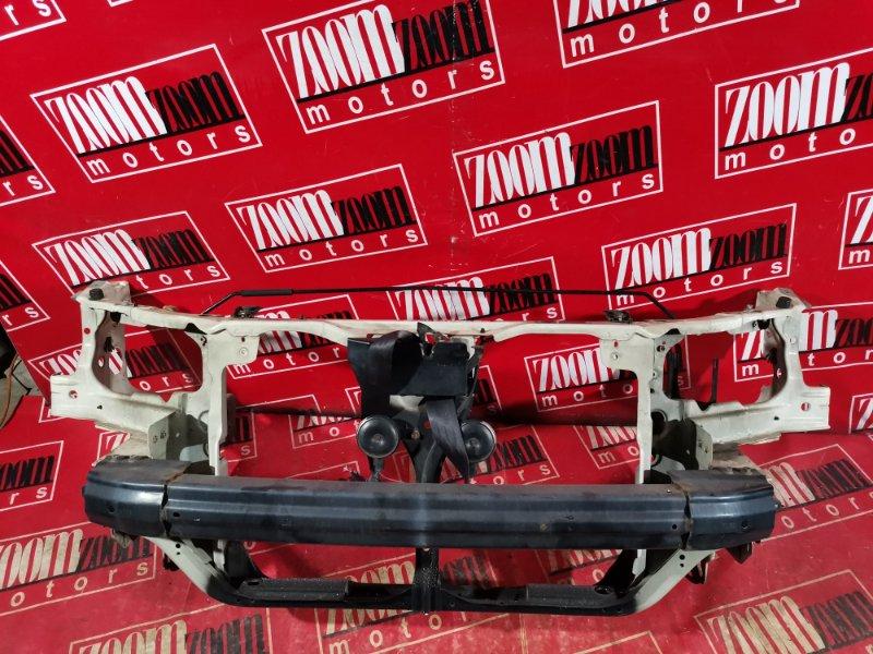 Рамка радиатора Honda Odyssey RA6 F23A 1999 передняя белый перламутр