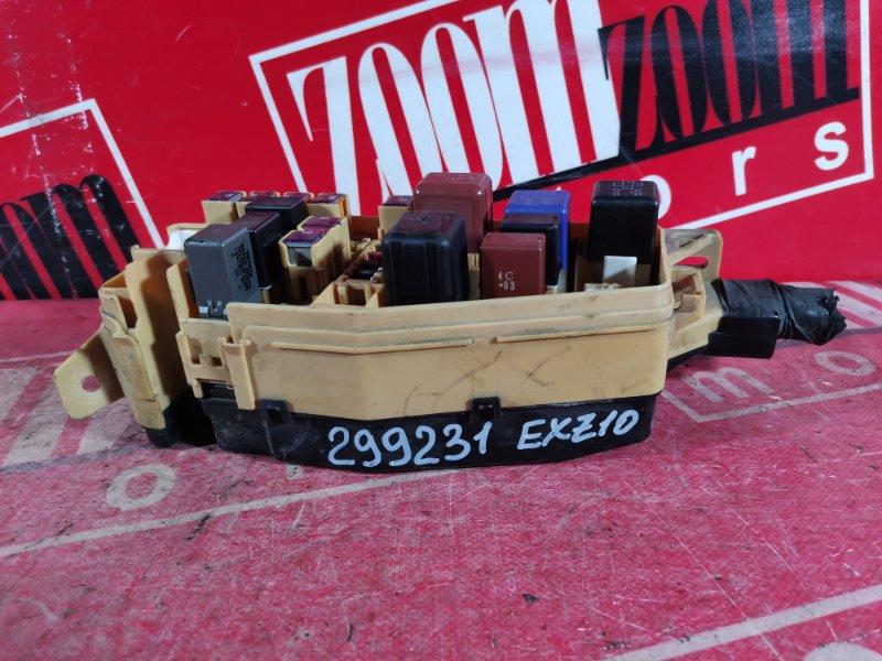 Блок реле и предохранителей Toyota Raum EXZ10 5E-FE 1999 передний