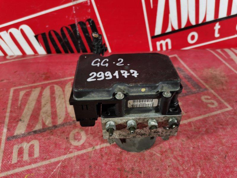 Блок abs (модулятор abs) Subaru Impreza GG2 EJ15 2005 передний