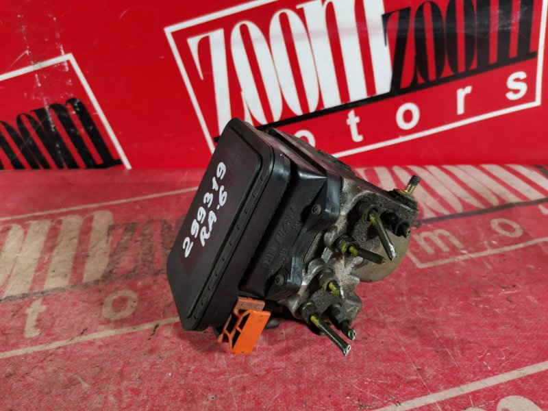 Блок abs (модулятор abs) Honda Odyssey RA6 F23A 1999 передний