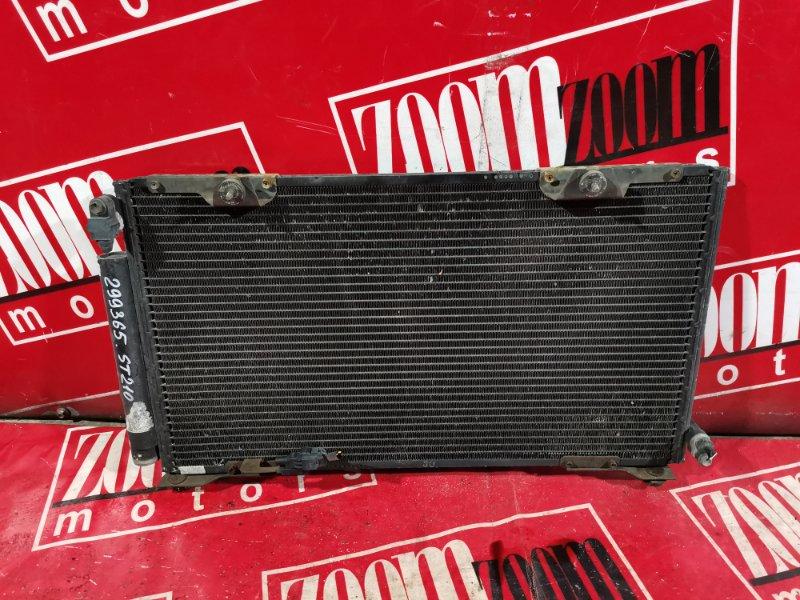 Радиатор кондиционера Toyota Caldina ST215 3S-FE 1997 передний