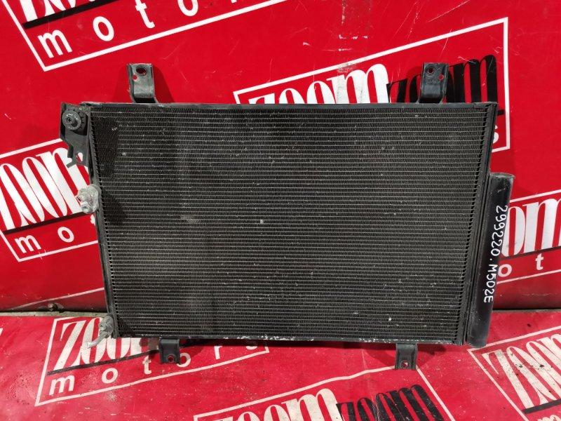 Радиатор кондиционера Toyota Passo Sette M502E 3SZ-VE 2008 передний