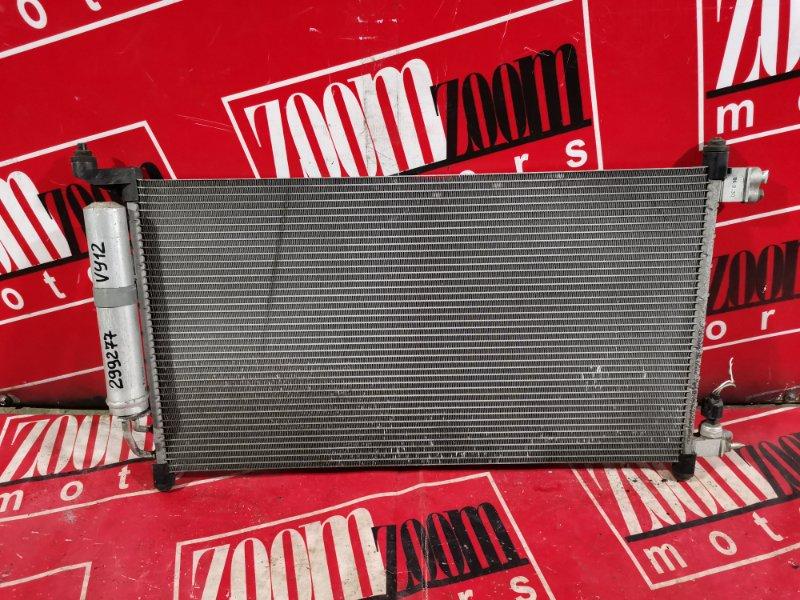 Радиатор кондиционера Nissan Wingroad VY12 MR18DE 2005 передний