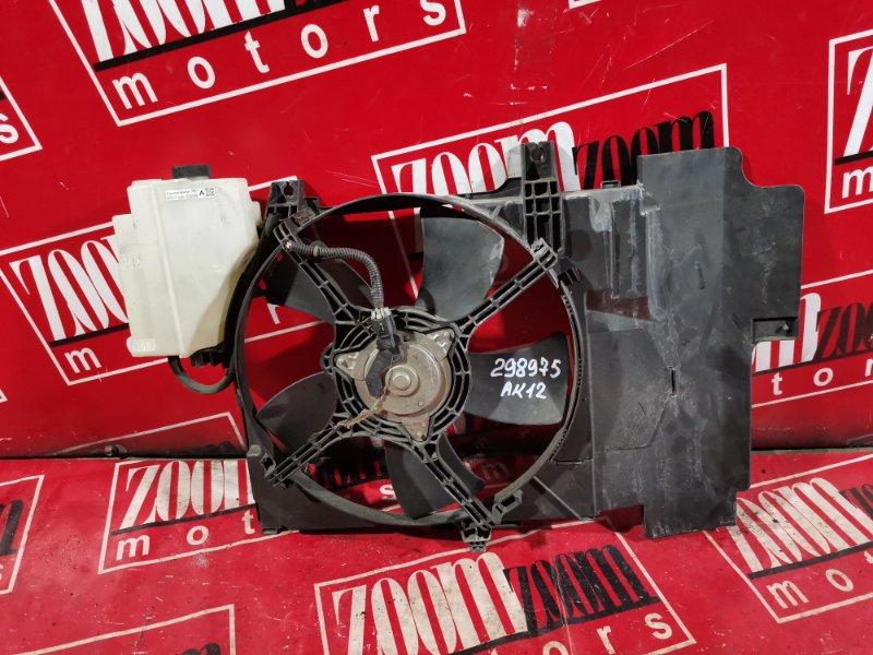 Диффузор Nissan March AK12 CR12DE 2003 передний