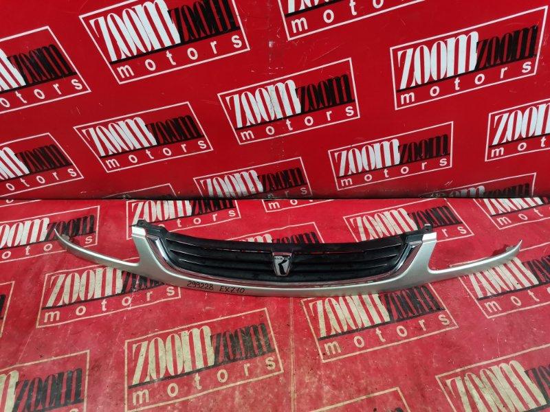 Планка под фару Toyota Raum EXZ10 5E-FE 1999 передняя