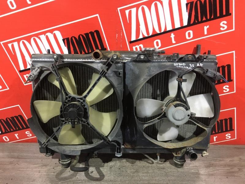 Радиатор двигателя Toyota Caldina ST210 3S-FE 1997