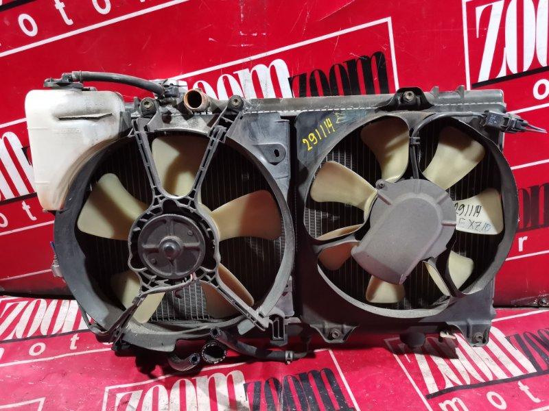 Радиатор двигателя Toyota Raum EXZ10 5E-FE 2001