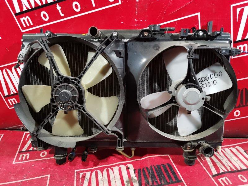 Радиатор двигателя Toyota Corona Premio ST210 3S-FE 2001