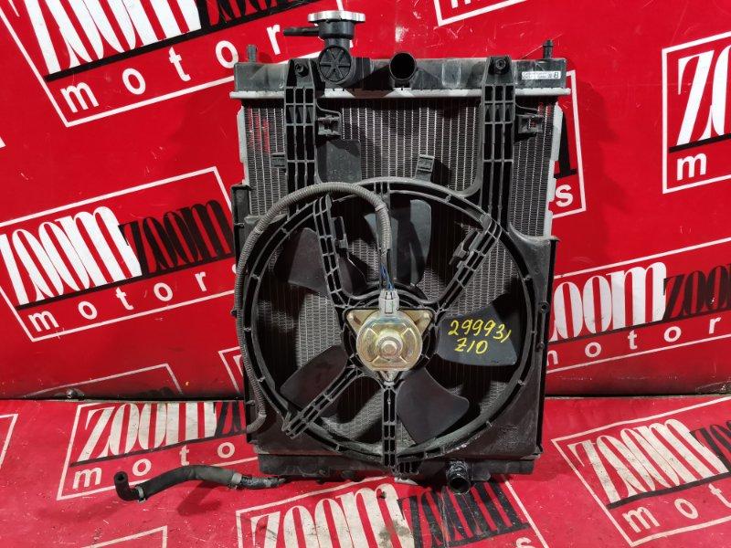Радиатор двигателя Nissan Cube AZ10 CGA3DE 2002