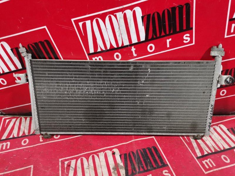 Радиатор кондиционера Nissan Cube AZ10 CGA3DE 1998