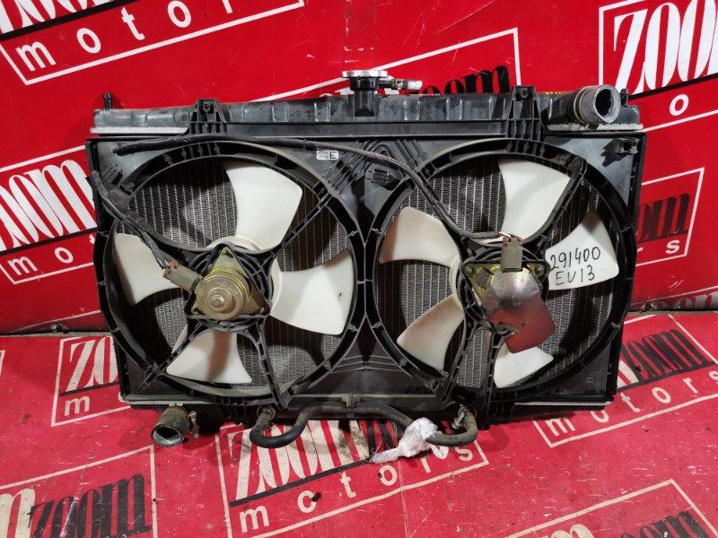 Радиатор двигателя Nissan Bluebird EU13 SR18DE 1993