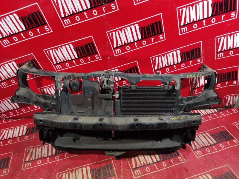 Рамка радиатора Suzuki Swift HT51S M15A 2000 черный