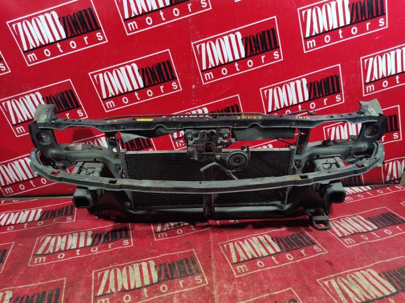 Рамка радиатора Nissan Pulsar FN15 GA15DE 1995 фиолетовый