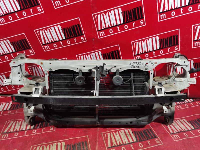Рамка радиатора Toyota Corona Premio ST210 3S-FE 2001 белый