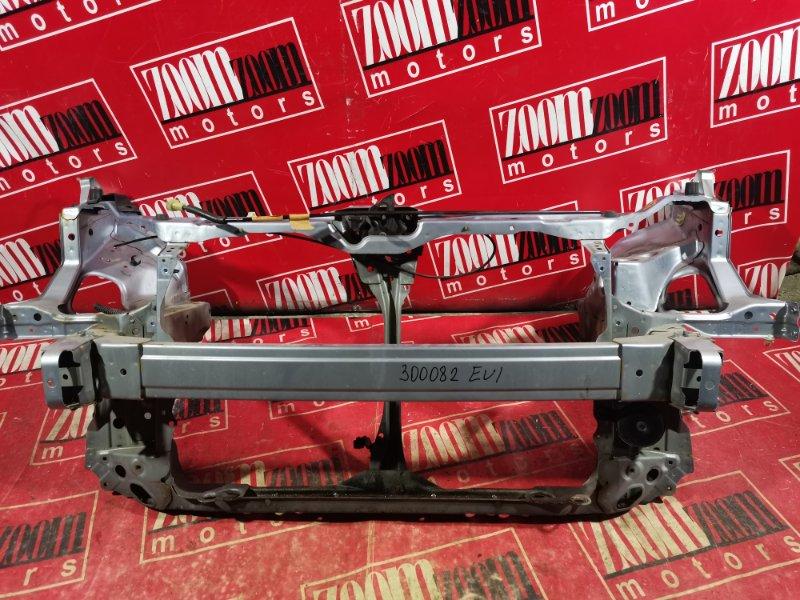 Рамка радиатора Honda Civic EU1 D15B 2001 передняя голубой