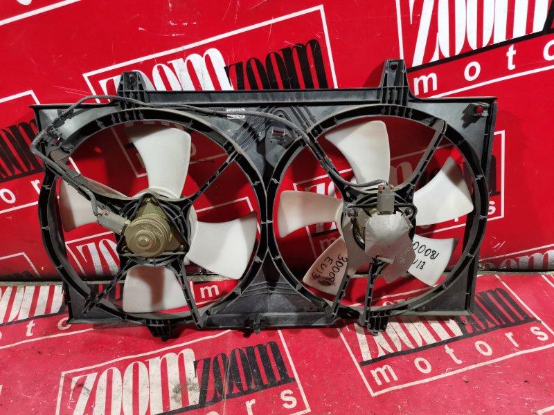 Радиатор двигателя Nissan Bluebird EU13 SR18DE 1991