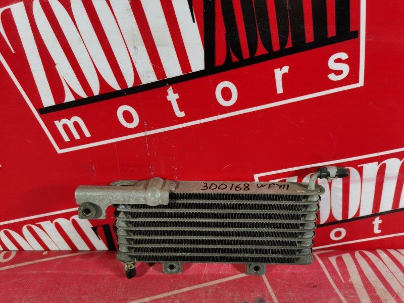 Радиатор акпп Nissan Wingroad WFY11 QR20DE 2001