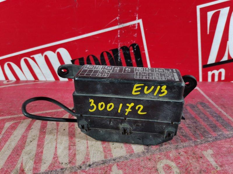 Блок реле и предохранителей Nissan Bluebird EU13 SR18DE 1991