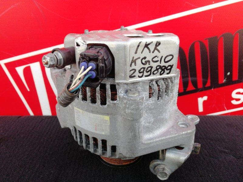 Генератор Toyota Passo KGC10 1KR-FE 2004