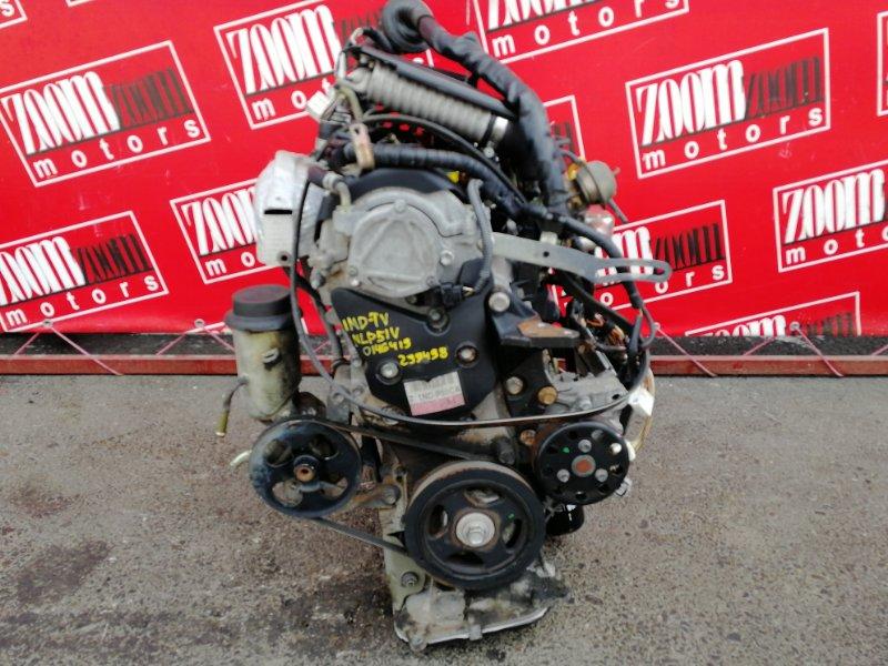 Двигатель Toyota Probox NLP51V 1ND-TV 2002