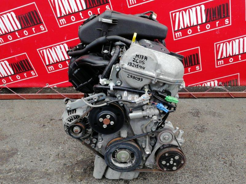 Двигатель Suzuki Swift ZC11S M13A 2004