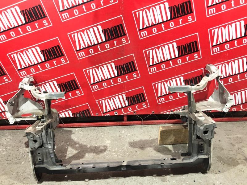 Рамка радиатора Toyota Caldina AZT241 1AZ-FSE 2001 передняя белый