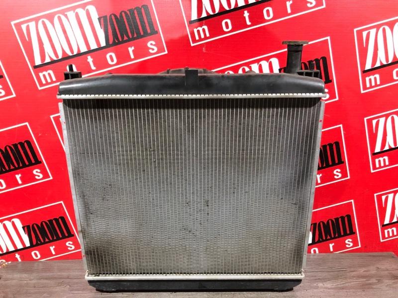 Радиатор двигателя Toyota Regius KCH40 1KZ-TE 1999