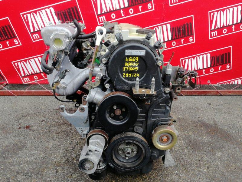 Двигатель Mitsubishi Grandis NA4W 4G69 2003