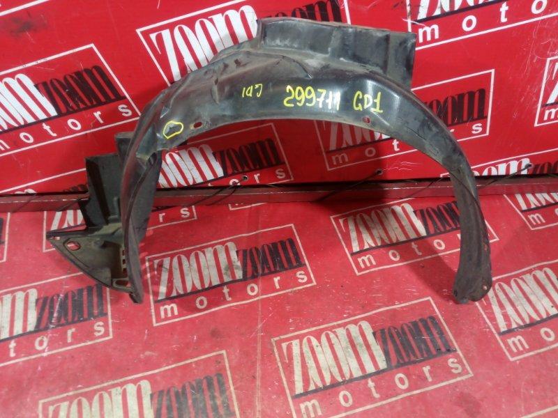 Подкрылок Honda Fit GD1 L13A 2001 передний левый