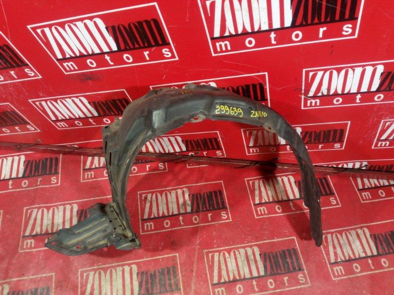 Подкрылок Toyota Wish ZNE10 1ZZ-FE 2001 передний левый