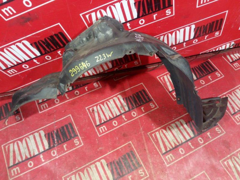 Подкрылок Mitsubishi Colt Plus Z21W 4A91 2002 передний правый