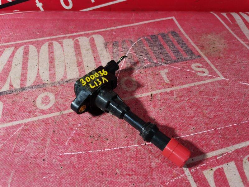 Катушка зажигания Honda Fit GD1 L13A 2001 передняя