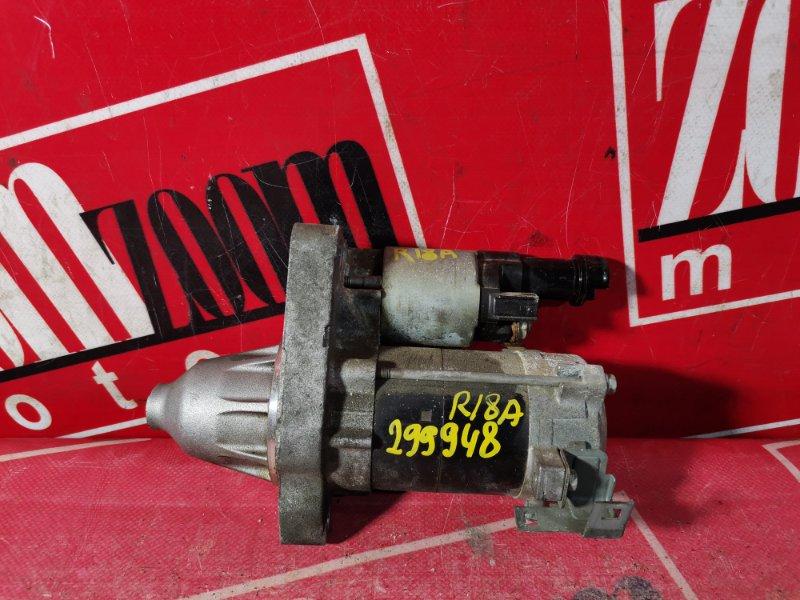 Стартер Honda Stream RN6 R18A 2006