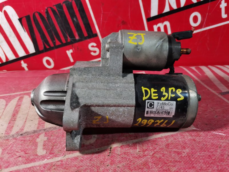 Стартер Mazda Demio DE3FS ZJ-VE 2007