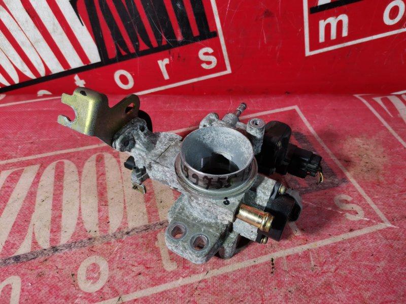 Заслонка дроссельная Toyota Platz SCP11 1SZ-FE 1999