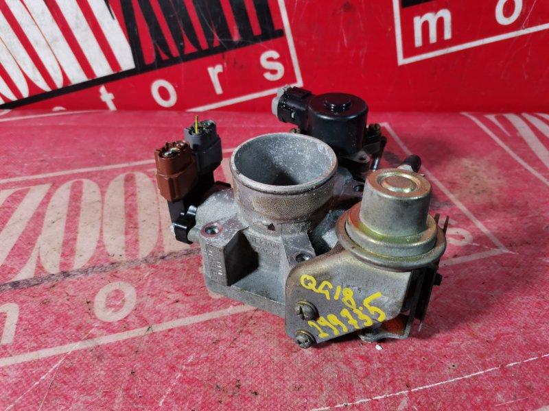 Заслонка дроссельная Nissan Bluebird Sylphy TG10 QG18DE 2000