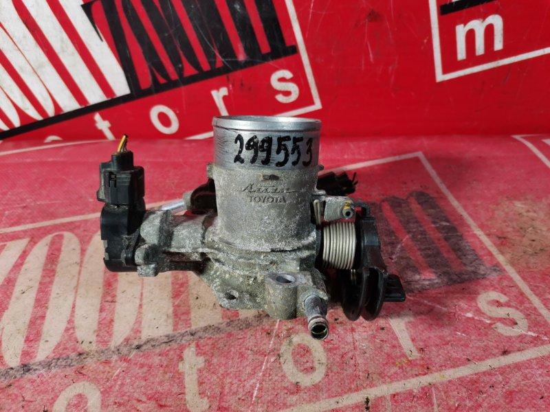 Заслонка дроссельная Toyota Ist NCP60 1NZ-FE 2002
