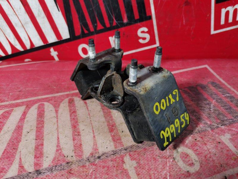 Подушка кпп Toyota Mark Ii GX100 1G-FE 1997 задняя