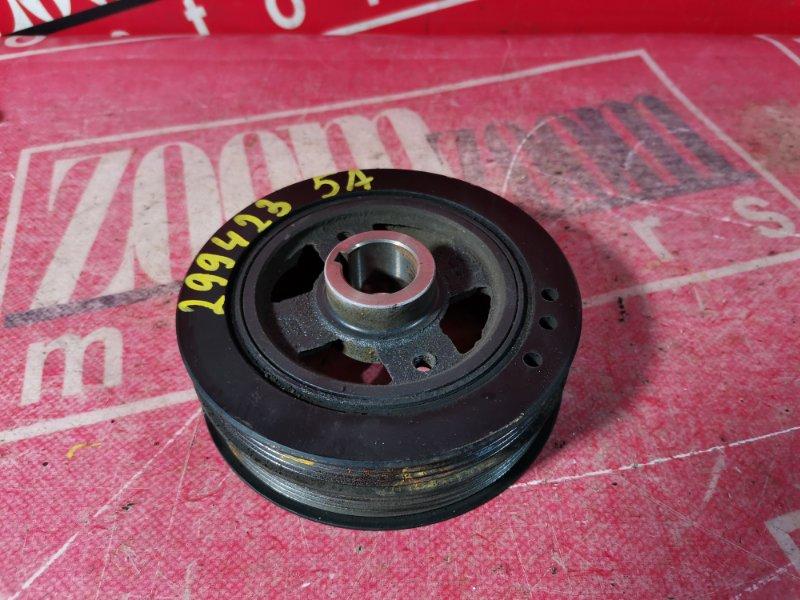 Шкив коленвала Toyota Carina AT190 5A-FE 1992
